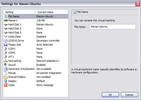 VPC System Settings 01