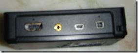 Sony DSC-T500 Dock