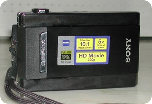 Sony DSC-T500